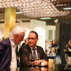 Alter und neuer Gemeindepäsident von Pratteln
