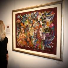 Ausstellung Kalinin