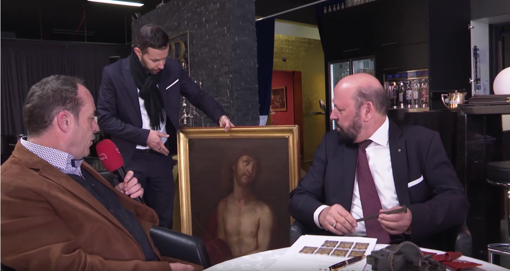 Leiden Christi Video 2