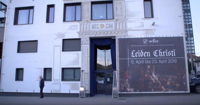 """Exklusive Einblicke in die Ausstellung """"Leiden Christi"""""""