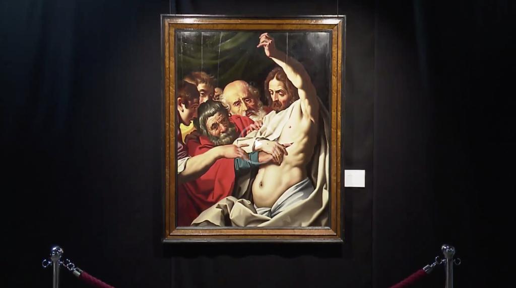 Regio an der Ausstellung «Leiden Christi»