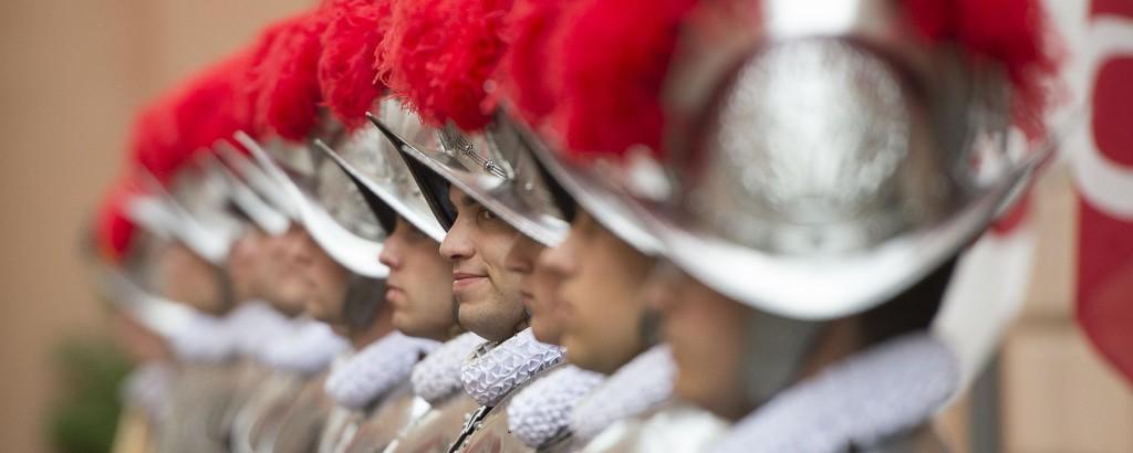 Päpstliche Schweizergarde: Die aussergewöhnliche Berufsausstellung